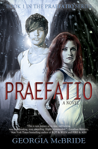 Preafatio Cover